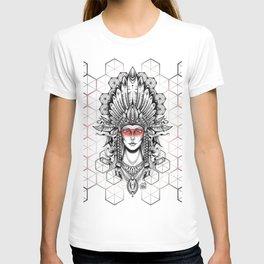 Geometric Indian T-shirt