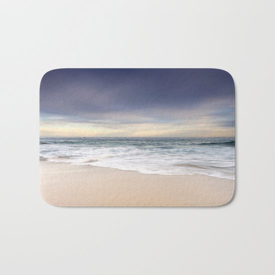 Tranquil Beach Bath Mat