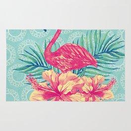 Fresh Flamingo Rug