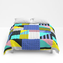Patchwork Two Comforters