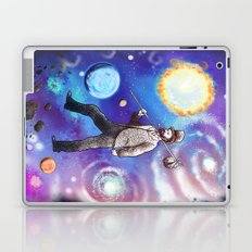 Wherever I May Roam (Space Vagabond) Laptop & iPad Skin