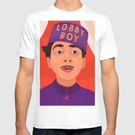 Lobby Boy T-shirt