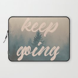 Keep Going Laptop Sleeve