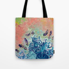 Splash! Tote Bag