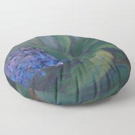 Hydrangea AC151223c-13 Floor Pillow
