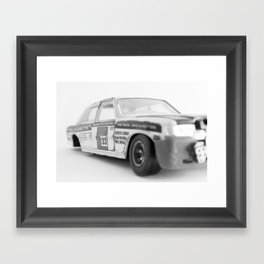 Wrecked Toy Car - Alpha Romeo Framed Art Print