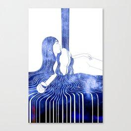 Nereid XXIV Canvas Print