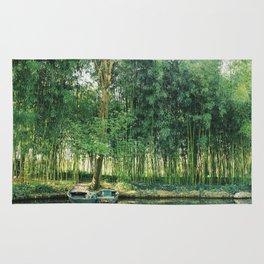 Monet's Water Garden Rug