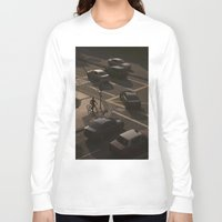 street Long Sleeve T-shirts featuring Street by juzclick227