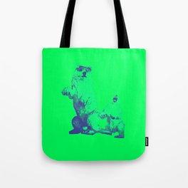 Ours Republique green Tote Bag