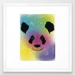 Panda! Framed Art Print