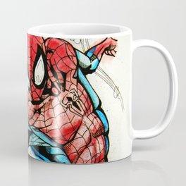 Web-Slinger Spider-Man Coffee Mug