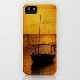 Dream Boat iPhone Case