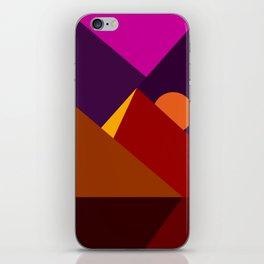 Road to Giza iPhone Skin