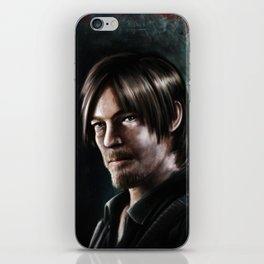 Daryl Dixon iPhone Skin