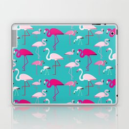Flamingos Laptop & iPad Skin