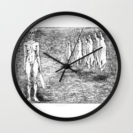 mea culpa Wall Clock