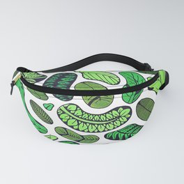 Leaves Fanny Pack