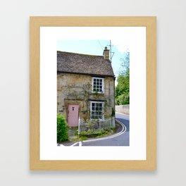 The Cotswolds Framed Art Print