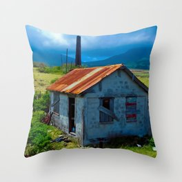 Field of Dreams Throw Pillow