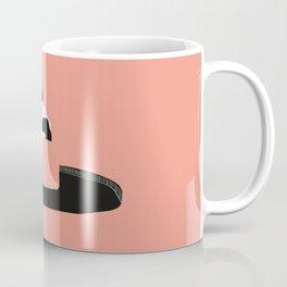 Flying above the black hole Coffee Mug