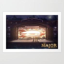 The Major Chronicles - Hanger Art Print