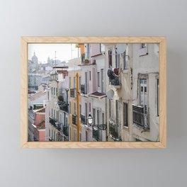 Eternal Alfama  Framed Mini Art Print