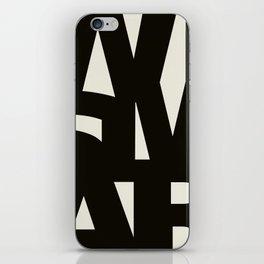 Wismar Typografie iPhone Skin