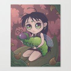 Grublings Canvas Print