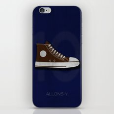 Minimal Ten iPhone & iPod Skin