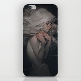 ghost iPhone Skin