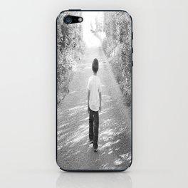 Walk iPhone Skin