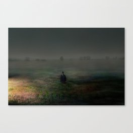 Forgotten Arrangements Canvas Print