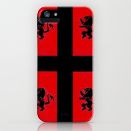 Amazon Etruria's 1st flag iPhone Case