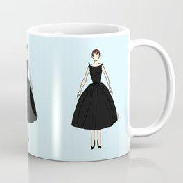 Audrey Hepburn Vintage Retro Fashion 1 Coffee Mug