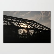 Greenhouse Effect Canvas Print