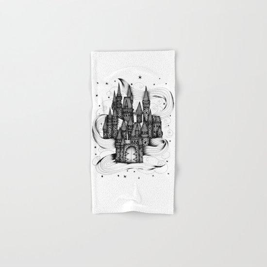 Super Magic Dream Castle Hand & Bath Towel