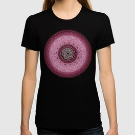 Allowing on Black Background T-shirt