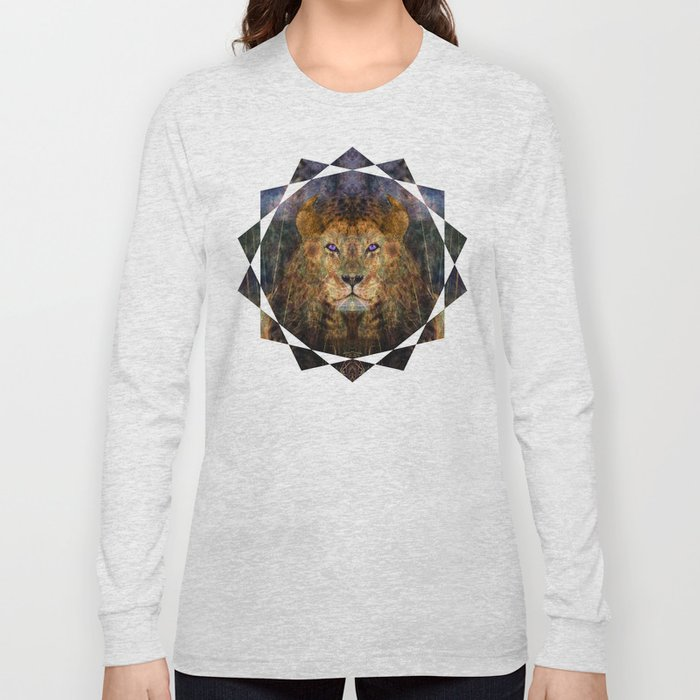 Pacific Lion Long Sleeve T-shirt