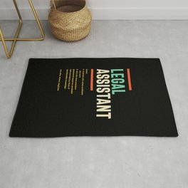 Legal Assistant Definition  Rug