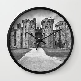 A Symbol of Power Wall Clock