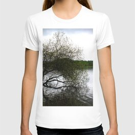 View from Lake Bala T-shirt