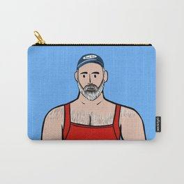 Beard Boy: Willis Carry-All Pouch