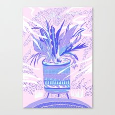 plant smell Canvas Print
