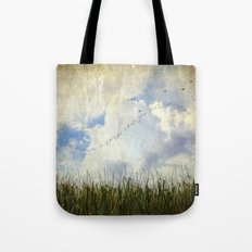 Do You Believe~ Tote Bag