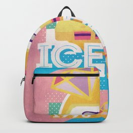 Ice Ice Baby Backpack