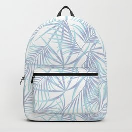 Palm leaves 4. Backpack