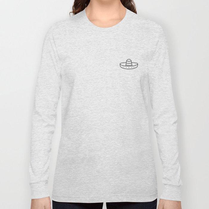 Sombrero Long Sleeve T-shirt