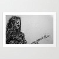 Bobby Koelble Drawing Art Print