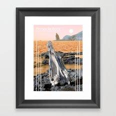 The Pinnacle Framed Art Print